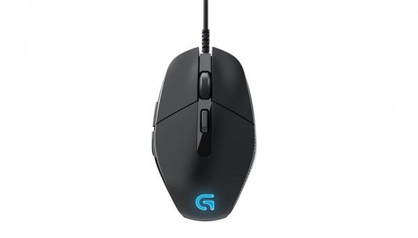 Logitech announces G302 Daedalus Prime MOBA Gaming Mouse for Rs. 2,395
