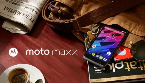 Motorola Moto Maxx officially unveiled