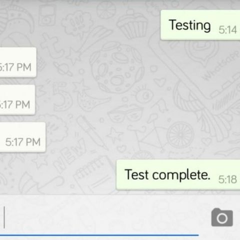 WhatsApp now tells you when your messages are read