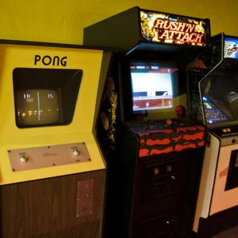 900 Arcade games now available free to play in your browser