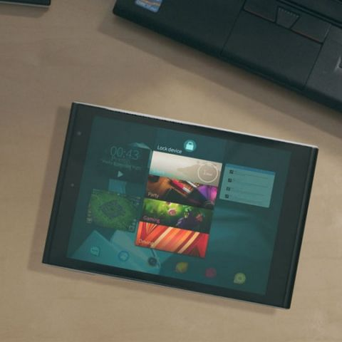 Jolla announces first ever crowd-sourced tablet