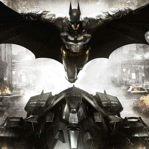 New Arkham Knight trailer has Batmobile, Batman doing Batman things