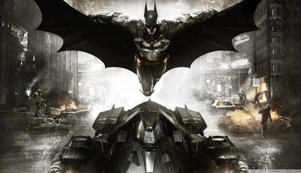 New Arkham Knight trailer has Batmobile, Batman doing Batman things