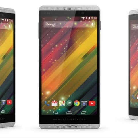HP launches dual-SIM Android Slate 6 Voice Tab II in India