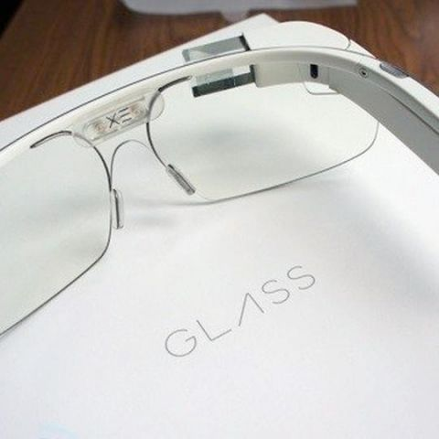 Next Google Glass to be powered by Intel: Report