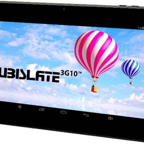 DataWind launches UbiSlate 10Ci, 3G10 10.1-inch tablets