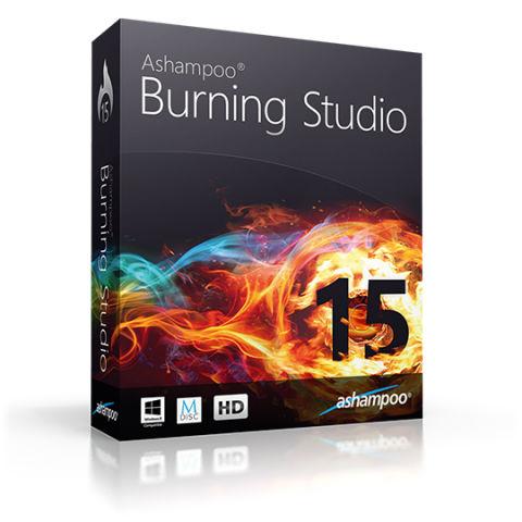 Press Release: Ashampoo releases Burning Studio 15