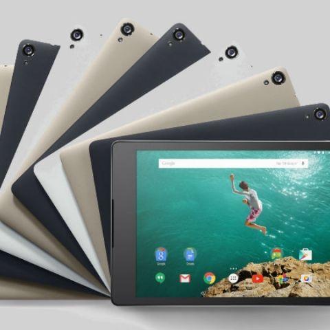 Nexus 9 available on Amazon India right now