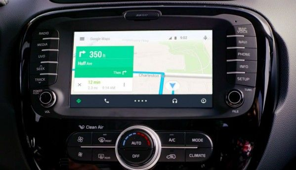 Android Auto can now display your full contact list