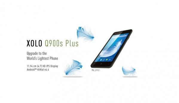 Xolo Q900s Plus, 4.7-inch quad-core phone listed online at Rs. 8299