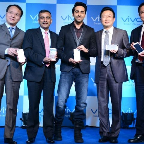 Vivo X5MAX, 4.75mm super slim phone launched in India at Rs 32980