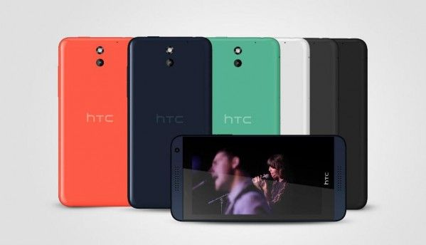 HTC Desire 620G dual SIM listed online at Rs. 15,763