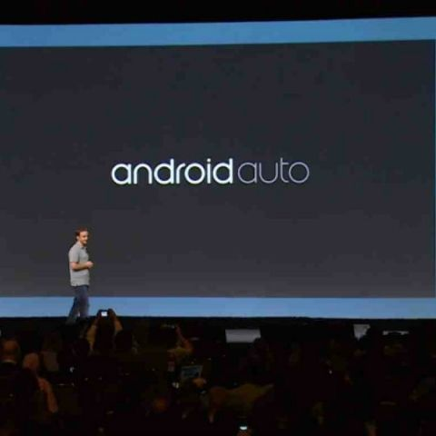 Android Auto to come pre-installed in cars next year