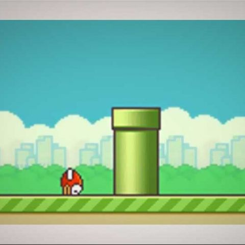 Flappy Bird was removed because it became an addictive product, says developer