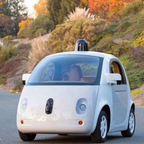 Google unveils first complete prototype of its self-driving car