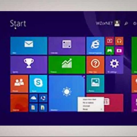 Windows 8.1 update leaks ahead of its March release