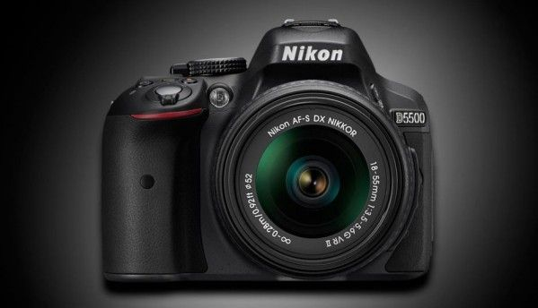 CES 2015: Nikon D5500 is the company's first touchscreen DSLR
