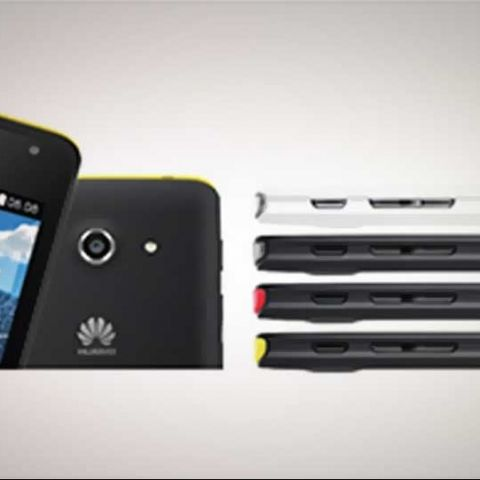 Huawei Ascend Y530 announced in Europe
