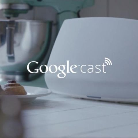 CES 2015: Google Cast for Audio goes official