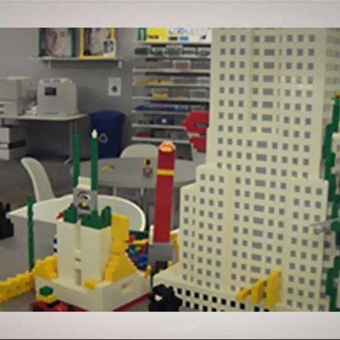 Google, LEGO launch a virtual brick building app for Chrome