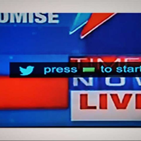 Twitter on Airtel Digital TV - A good start, with a lot of potential