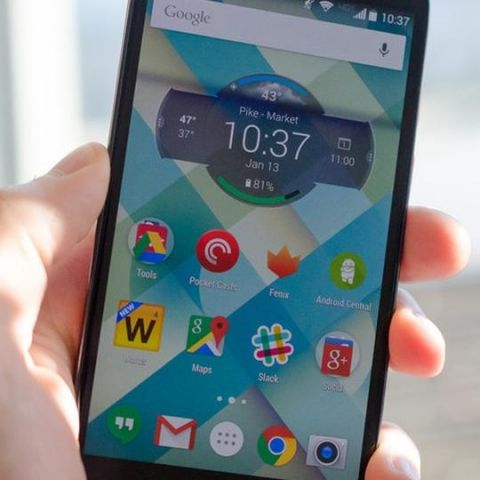 Google Now Launcher update brings material design look to older devices
