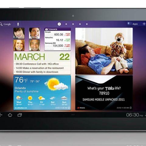 Samsung's 2015 tablet lineup leaks