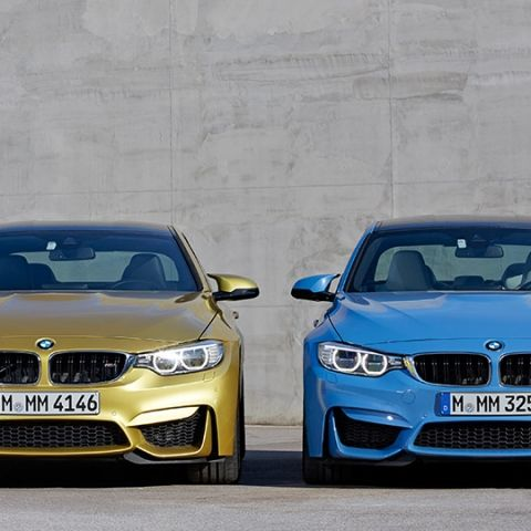 BMW launches the new M3 and M4 Coupe in India