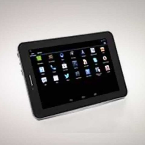 WickedLeak Wammy Ethos Tab 3, dual-SIM quad-core tablet launched at Rs. 10,990