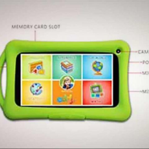 Eddy, a new Android tablet for kids launched at Rs. 9,999