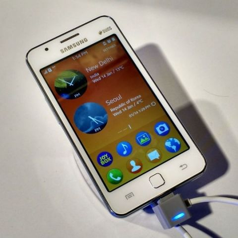 McAfee mobile security to come pre-installed in Samsung Tizen phones