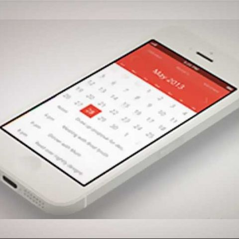 How to use the Calendar in iOS7