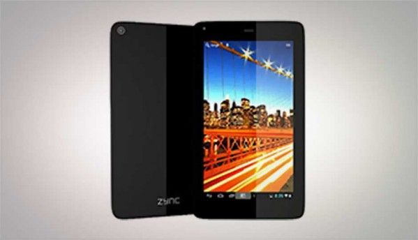 Zync Z605 6.5-inch dual-SIM Android phablet launched at Rs. 7,999