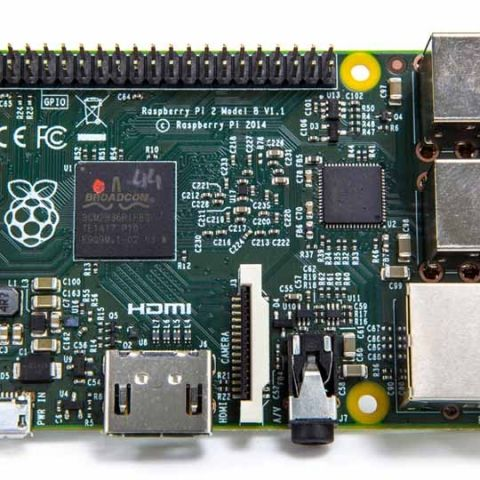Raspberry Pi 2 announced with updated hardware for $35