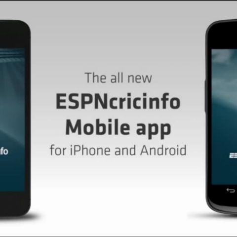 In Focus: The ESPNcricinfo Cricket App