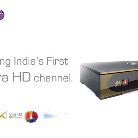 Videocon D2H launches 4K channel, new set-top box