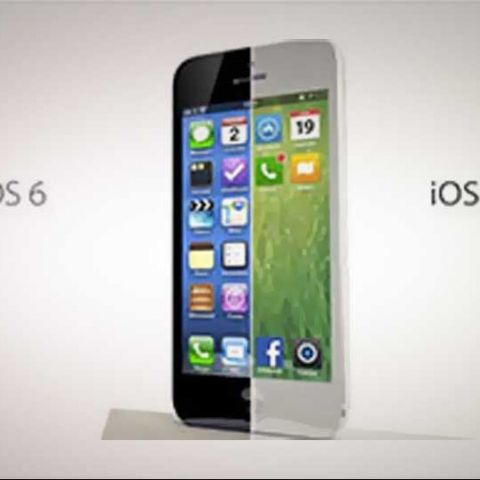 How to upgrade your device to iOS7