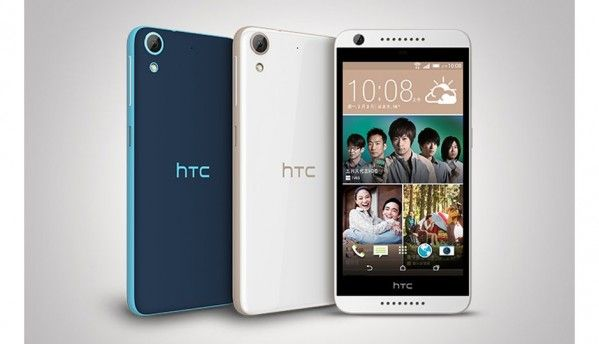 HTC Desire 626 with Snapdragon 410 SoC, 13MP camera unveiled