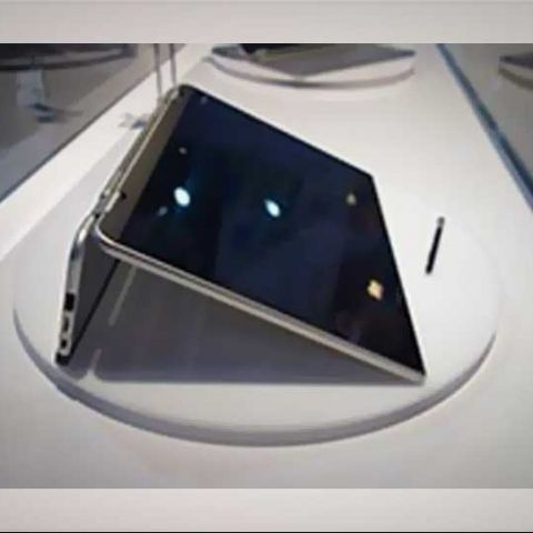 CES 2014: Toshiba unveils a 5 in 1 hybrid