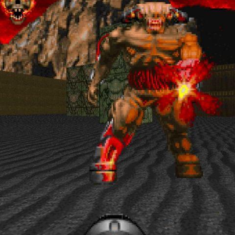 New Doom mod allows Doom guy to take selfies on Mars