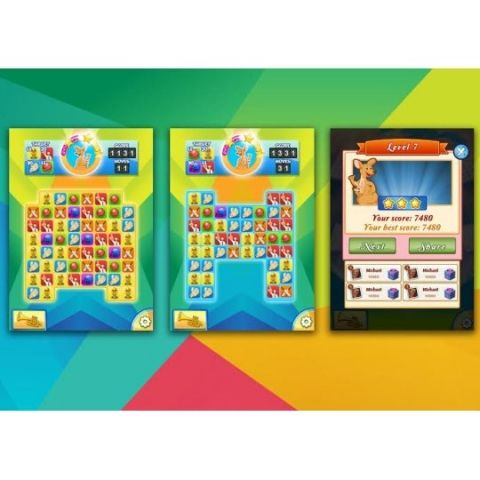 Reliance Games launches a portfolio of official mobile games for ICC Cricket WC 2015