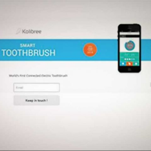 CES 2014: A digital Bluetooth-enabled toothbrush showcased