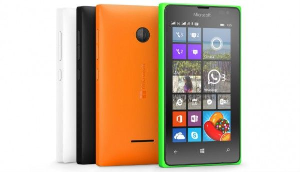 Microsoft makes Lumia 435 and 532 official in India