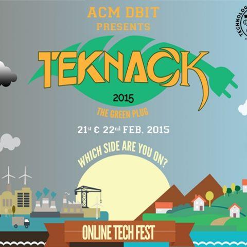Don Bosco Institute of Technology hosts Teknack, an online tech fest
