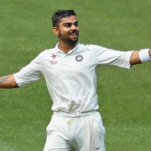 Cricketer Virat Kohli will now star in mobile games