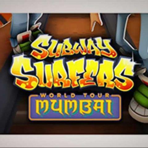 subway surfers world tour mumbai game free download apk