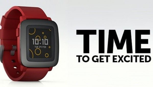 Pebble Steel Smartwatch Price in India, Specification ...