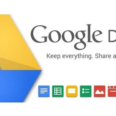 "Drive will have over a billion users ""later this week"": Google"