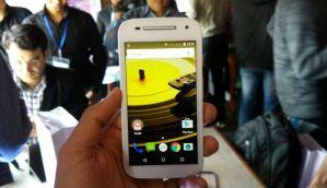 First Impressions: Motorola Moto E (2nd Gen)