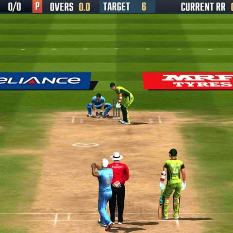 ICC ProCricket 2015 is an ambitious cricket game for the